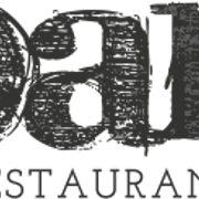 This is the restaurant logo for OAK | Steak Seafood & Sushi