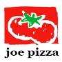 Restaurant logo for joe pizza
