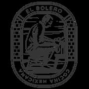 This is the restaurant logo for El Bolero - Design District
