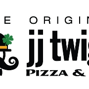 This is the restaurant logo for The ORIGINAL JJ Twigs Pizza & Pub--
