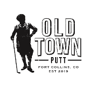 This is the restaurant logo for Old Town Putt