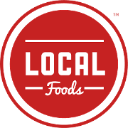 This is the restaurant logo for Local Foods