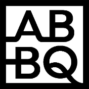 This is the restaurant logo for ABBQ Meat & Drink