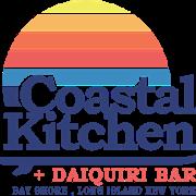 This is the restaurant logo for Coastal Kitchen & Daiquiri Bar