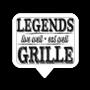 Restaurant logo for Legends Grille