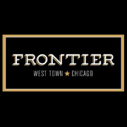 This is the restaurant logo for Frontier