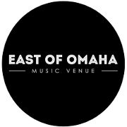 This is the restaurant logo for East of Omaha
