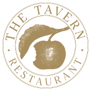 This is the restaurant logo for The Tavern Restaurant