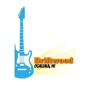 This is the restaurant logo for Driftwood