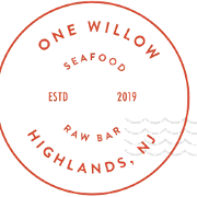This is the restaurant logo for One Willow