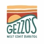 Restaurant logo for Gezzo's West Coast Burritos
