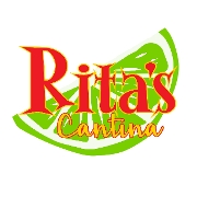 This is the restaurant logo for Rita's Cantina