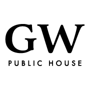 This is the restaurant logo for Ghostwriter Public House
