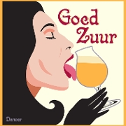 This is the restaurant logo for Goed Zuur