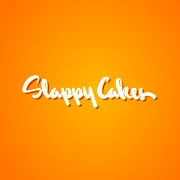 This is the restaurant logo for Slappy Cakes