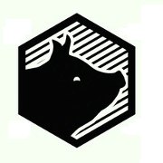 This is the restaurant logo for Top Hog BBQ