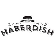 This is the restaurant logo for Haberdish