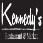 This is the restaurant logo for Kennedy's  Restaurant