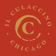 This is the restaurant logo for Il Culaccino