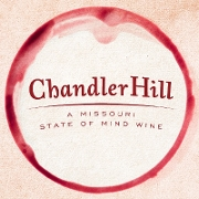 This is the restaurant logo for Chandler Hill Vineyards