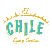This is the restaurant logo for El Chile Cafe y Cantina