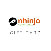 This is the restaurant logo for Nhinjo South Western