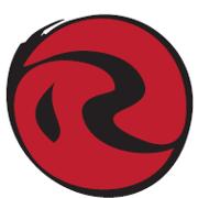 This is the restaurant logo for Rokaru Shabu Shabu
