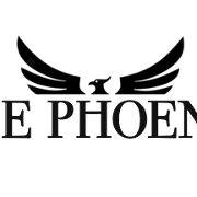 This is the restaurant logo for The Phoenix
