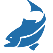 This is the restaurant logo for Fishnet
