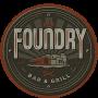 Restaurant logo for Foundry Bar & Grill