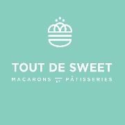 This is the restaurant logo for Tout de Sweet Pastry Shop