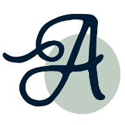 This is the restaurant logo for Ancora