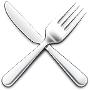 Restaurant logo for Station Eight