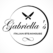 This is the restaurant logo for Gabriella's Italian Steakhouse