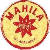 This is the restaurant logo for Mahila