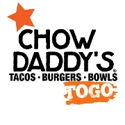 This is the restaurant logo for Chow Daddy's
