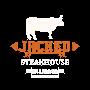 Restaurant logo for Jacked Steakhouse