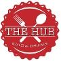 Restaurant logo for The Hub Eats & Drinks
