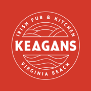 This is the restaurant logo for Keagan's
