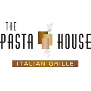 This is the restaurant logo for The Pasta House