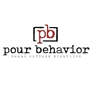 This is the restaurant logo for Pour Behavior