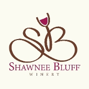 This is the restaurant logo for Shawnee Bluff Winery