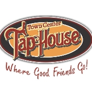 This is the restaurant logo for Town Center Tap House