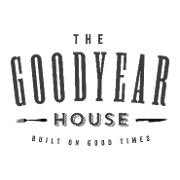 This is the restaurant logo for The Goodyear House