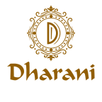 This is the restaurant logo for Dharani South Indian Cuisine
