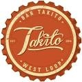 This is the restaurant logo for Bar Takito