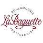 Restaurant logo for La Baguette