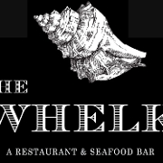 This is the restaurant logo for The Whelk