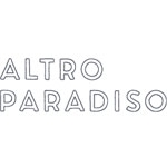 This is the restaurant logo for Altro Paradiso