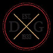 This is the restaurant logo for DeGidio's Restaurant & Bar